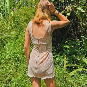 vintage and retro dress from the 80s